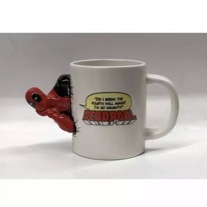 Marvel The Deadpool Breaking the Fourth Wall 12oz